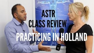 ASTR Class Review  (Practicing In Holland!!!)