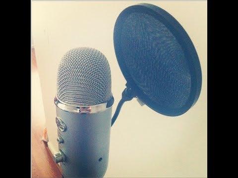 Testing the Blue Yeti! Singing (Short Covers)