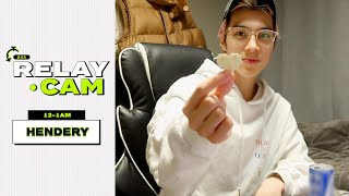 ⏱HENDERY : 12-1AM|NCT 24hr RELAY CAM