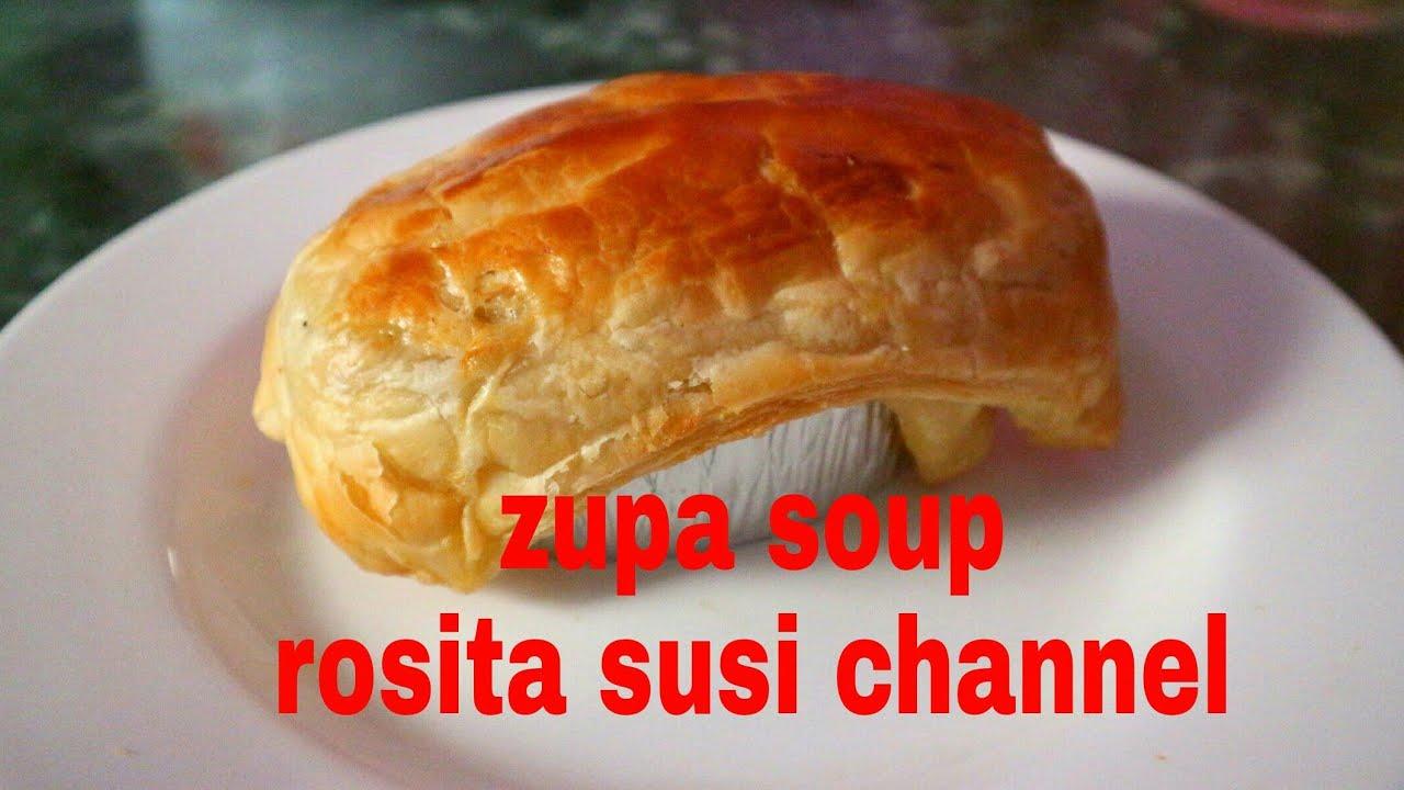 Resep Zupa Soup Mudah Youtube