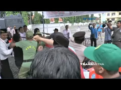 Antisipasi Rusuh Pilkada Jatim