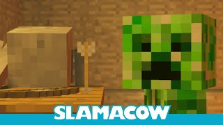 Repeat youtube video Creeper Anger Issues - Minecraft Animation - Slamacow