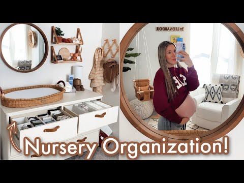 NURSERY ORGANIZATION AND IDEAS   BABY BOY NURSERY