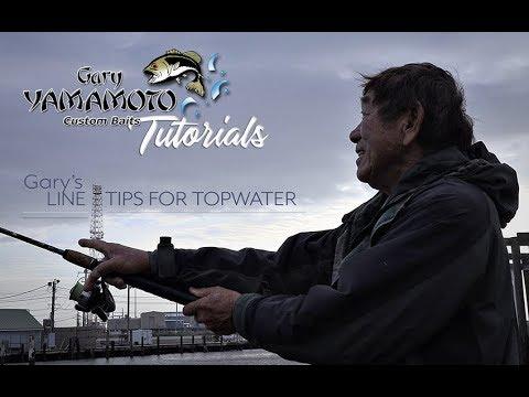GARY YAMAMOTO TUTORIALS: Improve Your Catch Ratio