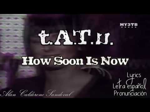tatu how soon is now the smiths cover youtube. Black Bedroom Furniture Sets. Home Design Ideas