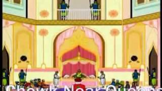 01 Punjabi Cartoons Akbar Tay Achoo 01