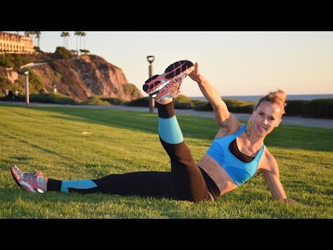 Ab Workout no Equipment - Intermediate to Advanced Abs Exercises