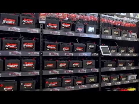O'Reilly Auto Parts - Super Start Batteries - YouTube
