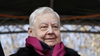 Олег Табаков умер в возрасте 82 года
