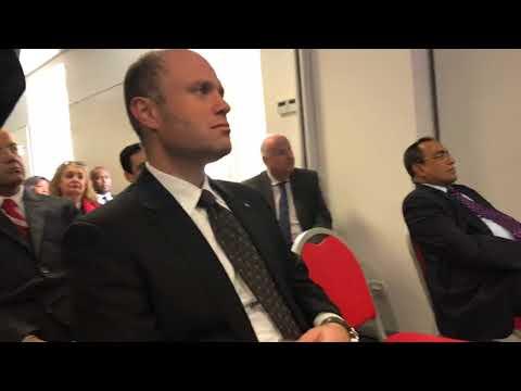 Prime Minister, Dr Jospeh Muscat visits LSC Malta Campus (Live Video)
