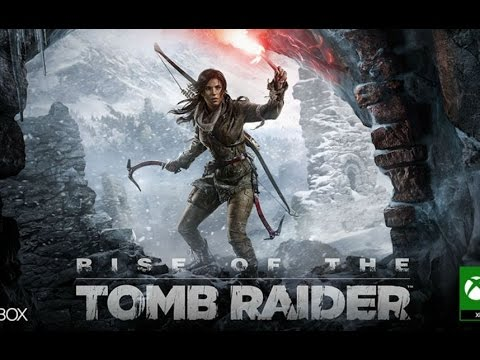 ▶️Rise of the Tomb Raider E3 Gameplay | Video-reacción