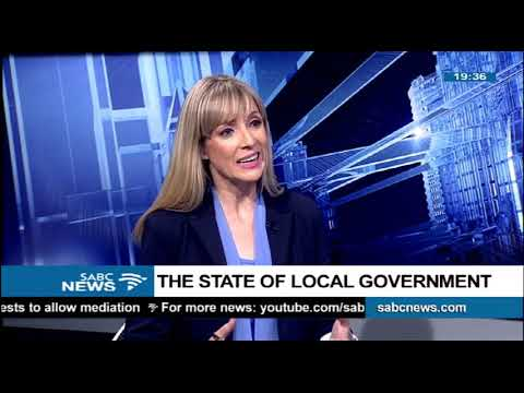The state of local government: Zweli Mkhize