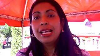 NOTISAN entrevista a Maryury Pernía Alcaldesa Táriba Municipio Cárdenas Estado Tachira Venezuela