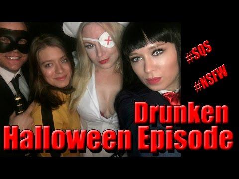 The Drunken Halloweeen Episode | Scream Queen Stream