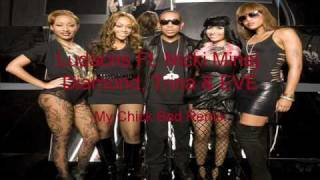 Ludacris Feat. Nicki Minaj, Diamond, Trina & Eve - My Chick Bad