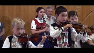 Malá cimbálová muzika ZUŠ Kyjov