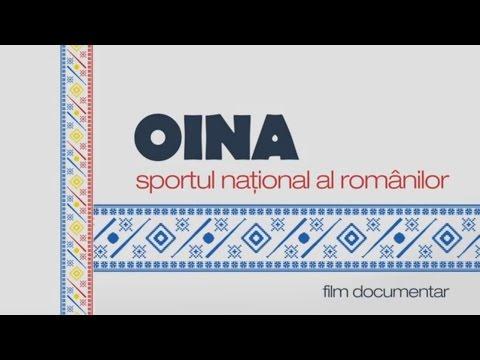 Oina, sportul național al românilor - Film documentar