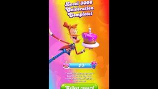 Candy Crush Friends Saga 3000 Party Event level 5 - Level 3000 screenshot 3