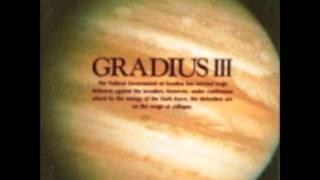 """Gradius 3 Audio track  """"METALION"""""""