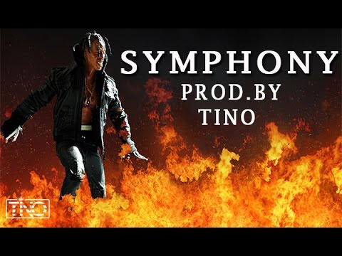 "TRAVIS SCOTT TYPE BEAT ""SYMPHONY"" PROD. BY TINOSOUNDS (2017)"