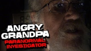 Angry Grandpa: Paranormal Investigator