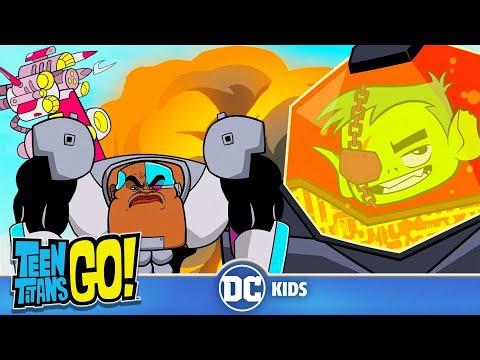 Teen Titans Go! en Francais | Ecrasé