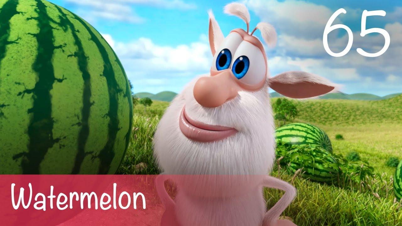Booba - Watermelon - Episode 65 - Cartoon for kids