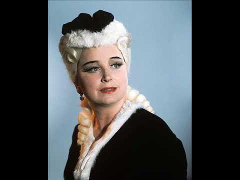 Tamara Milashkina sings Lisa's Scene and Arioso (Met, 1975)