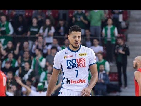 Pro B (J33) - Rouen vs Lille