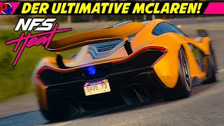 DER ULTIMATIVE MCLAREN P1 | Need For Speed Heat Let's Play Deutsch #37 | NFS Heat 4K Gameplay German