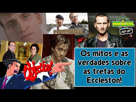DWBR no Ar 04 - Os mitos e as verdades sobre as tretas do Eccleston!