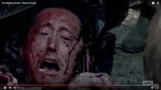 *SPOILER ALERT* THE WALKING DEAD: GLENN'S NOT DEAD! (PROOF!)