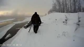 Рыбаки поплыли на льдине  оторвало льдину с рыбаками   Частоостровское рыбалка н