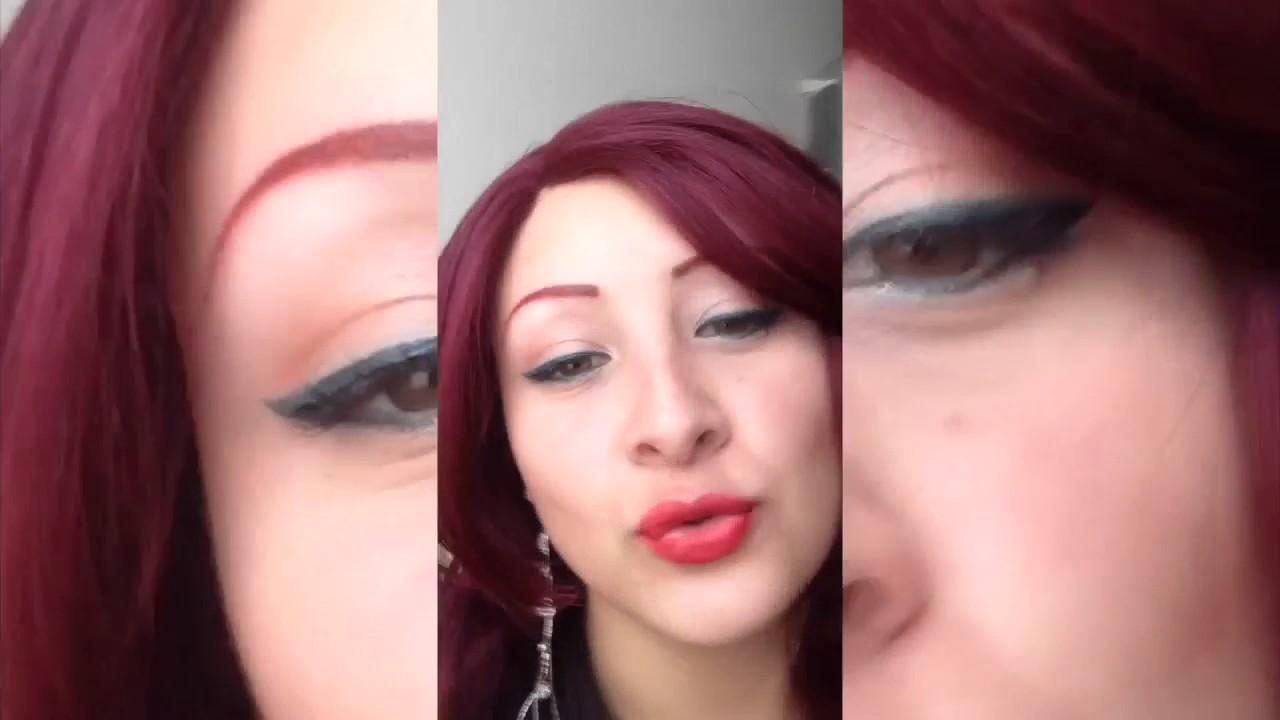 cameltoe Youtube Tia Mendez naked photo 2017