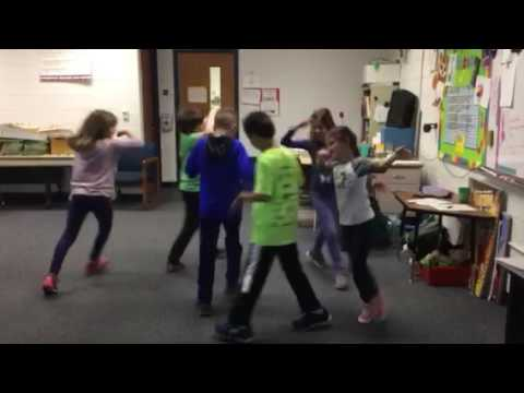 ABA Form Dance to Locomotion!