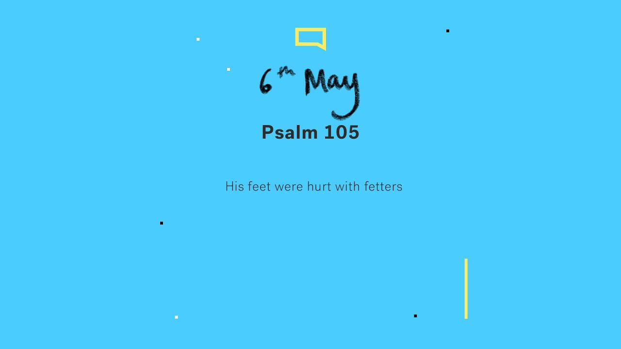 Daily Devotion // Psalm 105 Cover Image