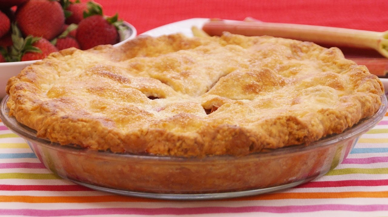 How to make a pie crust with shortening