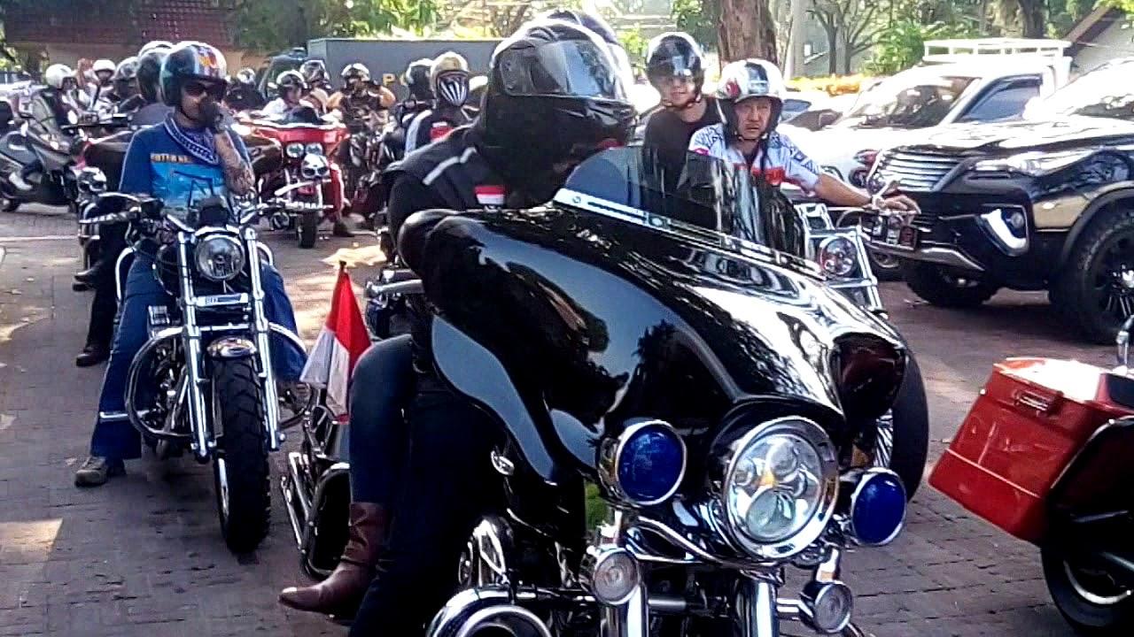 Motor  Besar CLUB Indonesia-Kota Pekanbaru Aryaduta Hotel 12 Agustus 2018