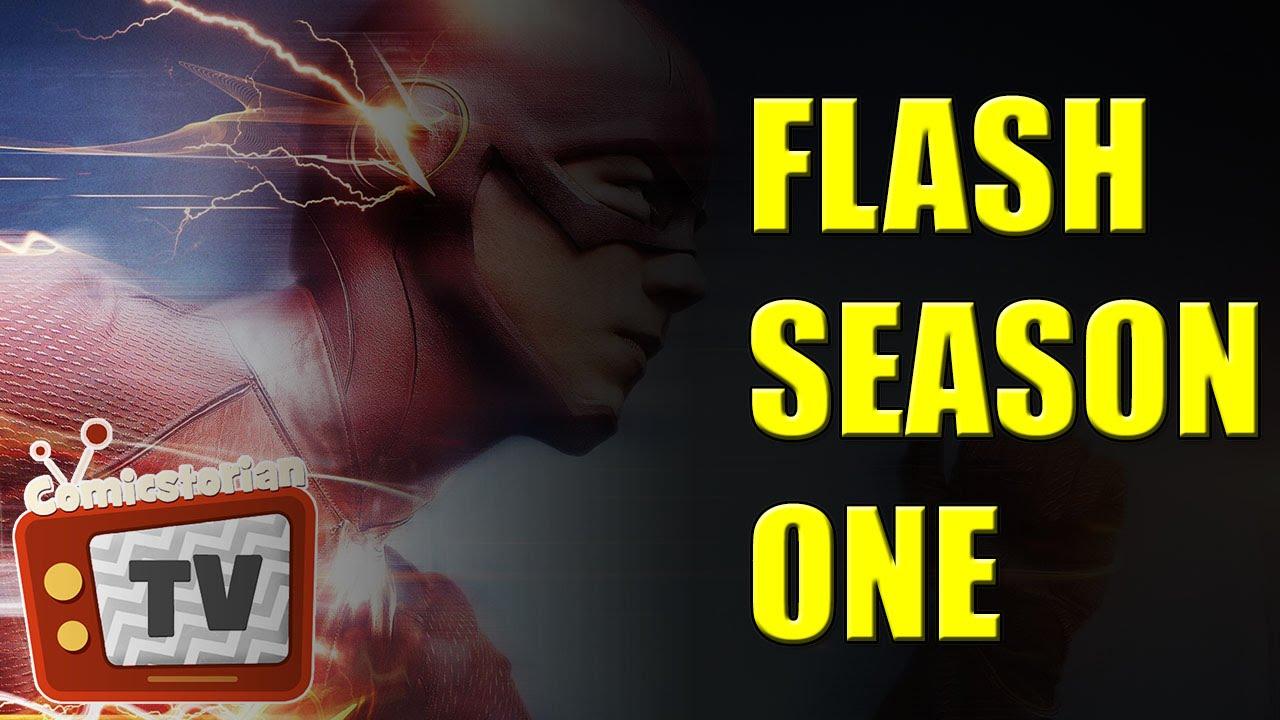 Download Flash Season 1 -  What Happened?