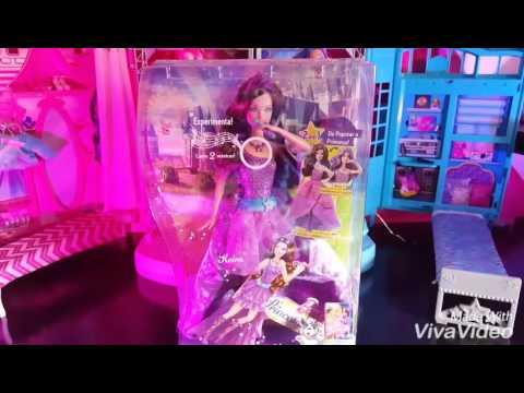 Barbie la princesse et la popstar keira review fran ais youtube - Barbie la princesse et la pop star ...