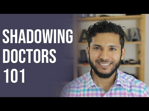 How to Shadow a Doctor | Premed + Med Student Physician Shadowing 101 | Get Into Medical School thumbnail