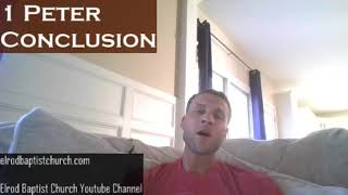 2020 11 04 1 Peter Conclusion