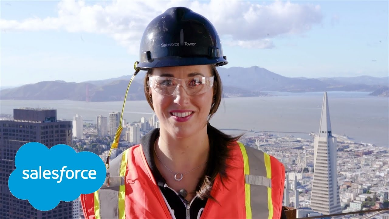 Salesforce Tower: Sneak Peek | Salesforce