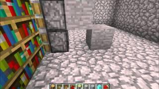 Minecraft - Gizli Kapı Yapımı