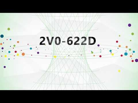 VMware Certified Professional 6.5 - Data Center Virtualization Delta Exam 2V0-622D dumps