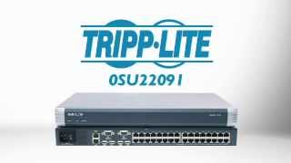 Minicom by Tripp Lite 32-Port Multi-User KVM Switch 0SU22091