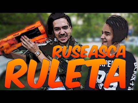 RULETA RUSEASCA CU NERF
