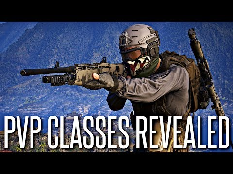 CLASSES REVEALED! - Ghost Recon Wildlands PVP
