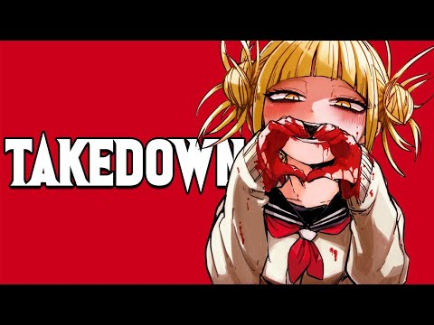 My Hero Academia -「Villains AMV」- Takedown