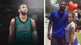 NEW Kyrie Irving FUNNY MOMENTS 2017 (BOSTON CELTICS TRADE)